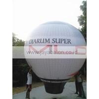 Balloon Advertising Djarum Super Mild