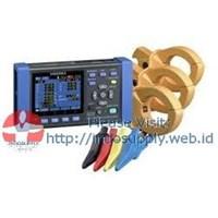 Jual HIOKI PW3360-20 Clamp On Power Logger