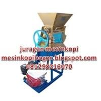 Mesin Pertanian Mesin Pulper Kopi Aceh