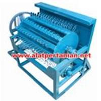 Mesin Pengolah Padi Pedal threser manual  Perontok padi sistem kayuh    (Test Report)