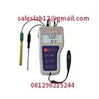 Sell Alat Laboratorium AD131 Professional Waterproof pH-TEMP Portable Meter