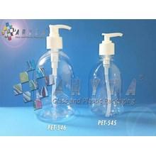 Botol Plastik PET Handsoap 300ml 500ml Tutup Pump