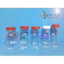 Toples Plastik PET 230ml 250ml 320ml 350ml 500ml