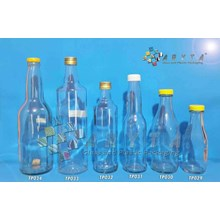 Clear glass bottles 200 ml 300 ml 600 ml 340ml