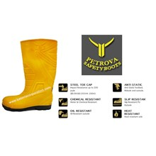 Petrova Safety Boots