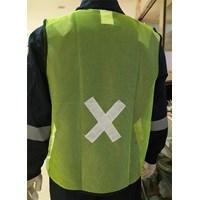 Jual Safety Vest X