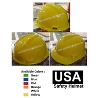 Jual  Helm Safety USA Original + Fastrack