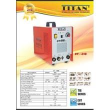 Mesin Las TITAN CT-416