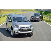 The All New Mitsubishi Pajero Sport