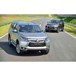The All New Mitsubishi Pajero Sport