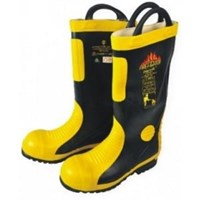 HARVIK FIRE FIGHTER BOOTS.