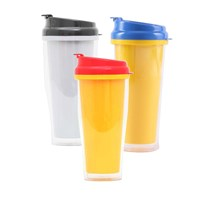 Tumbler Plastik Color