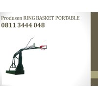 Distributor Of Hydraulic Portable Basketball Hoop Ready Stock Type Rb35