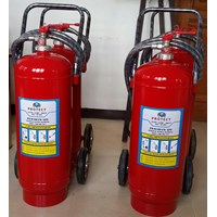 Fire extinguishers (APAB) Size Weight 25 Kg