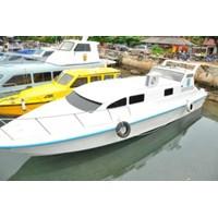 Jual kapal dan perahu fiberglass