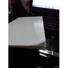white paper board