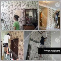 Sell Wallpaper Murah di Suarabaya