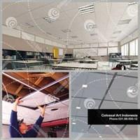 Jual Kontraktor Acustic Ceiling Murah Bergaransi