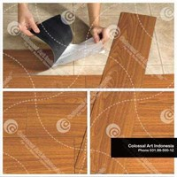 Sell Vinyl Floor Murah Di Surabaya