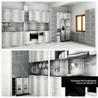 Sell Kitchen Set Stainlis