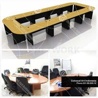 Cheap Meeting Table In Surabaya