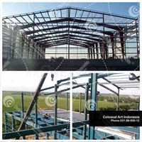 Cheap Steel Construction In Surabaya