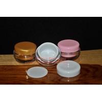 Pot Cream Apel Akrilik Untuk Kemasan Cream Klinik Kecantikan