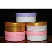 Jual Pot Lulur Ceper 250Gr Untuk Kemasan Body Scrub - Body Butter - Lotion