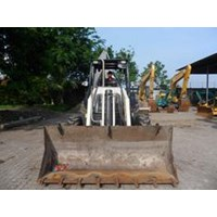 Jual FOR RENTAL - SEWA: Backhoe Loader 1 M3 Terex 820 (Jawa Timur)