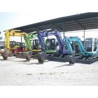 RENTAL - SEWA EXCAVATOR KOMATSU PC40 - PC50 - PC60 - PC75 - PC78 - PC100 - PC128 - PC200 - 7 - PC 200 - 8
