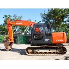 SELLING Hitachi EX100 Excavator-5E Built Up Ex Rental Surabaya