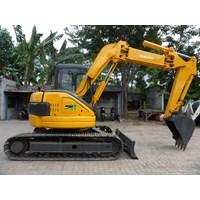 Excavators PC75 UU3 Built Up Jepang Ex Rental Surabaya