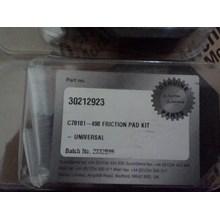 Wichita Universal Friction Pad Kit Modevo Friction Pad Kit 78101-490