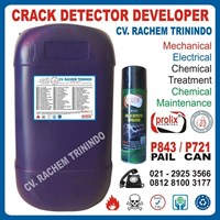 P 721 Crack Detector Develover Lifting Chemical Impurities I..