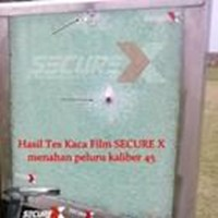 Jual Kaca Film SECUREX dan ECLIPSE