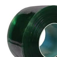 PVC STRIP CURTAIN GREEN ( Tirai Plastik Hijau )