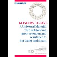 Packing Klingersil C-4430