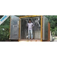 Jual Plastic Strip Curtain PVC Cold Room ( Cold Storage )