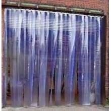 Tirai PVC Strip Curtain Bening Bali