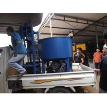 Mesin Mixer Batako Mesin Pengaduk Semen dan Pasir