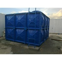 Tangki Panel (Roof Tank)