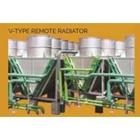 Jual RADIATOR V - TYPE REMOTE