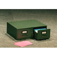 ACROE Double Register Box