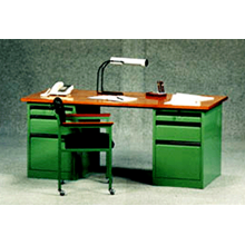 ACROE Two Blocks Writing Desk