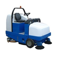 Sweeper and Scrubber Brand Fiorentini