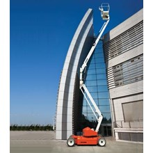 Electric Boom Lift brand snorkel