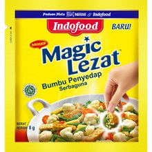 Magic Lezat