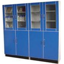 Chemical Storage Cabinet-Double Set