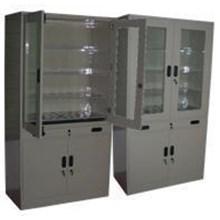 Lemari Penyimpanan & Pengeringan Alat Laboratorium Gelas & Bahan Kimia 90