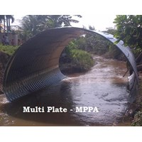 Jual Gorong Gorong Baja Type Multi Plate Pipes Arches (Mppa)